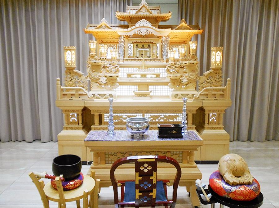 第1式場祭壇