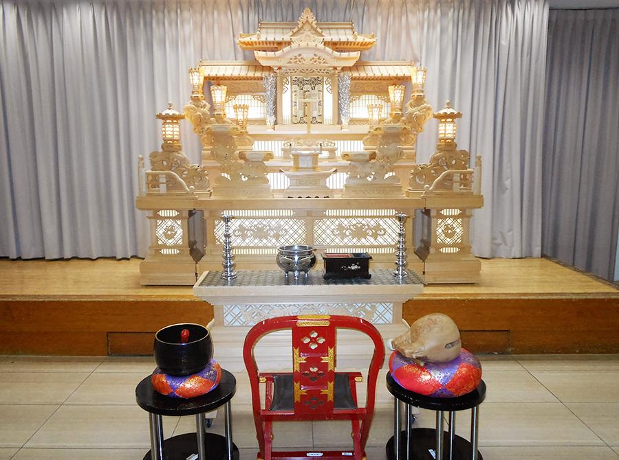 第2式場祭壇