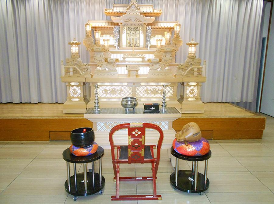 第3式場祭壇