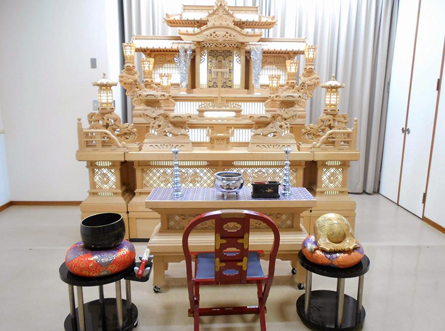 第4式場祭壇